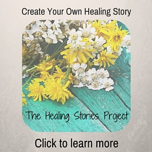 Healing Stories Project Button Learn more 1mar2016