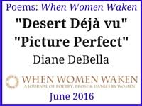 Diane DeBella_Online Pub Button_Desert Déjà vu__Picture Perfect_6July2016