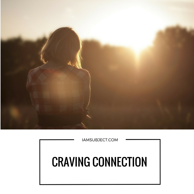 CRAVING CONNECTION